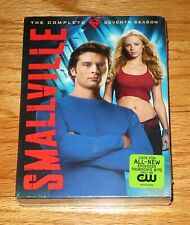 Smallville - The Complete Seventh Season 7 (Dvd, 2008, 6-Disc Set) Tv Show New