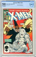 Uncanny X-Men #190  CBCS  9.8  NMMT  Off - white to  wht pgs 2/85  Spider-Man &