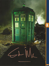 Rare:  Steven Moffat autographed photo. Doctor Who. Signed!
