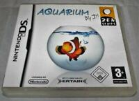 Aquarium By DS Nintendo DS 2DS 3DS Game *No Manual*