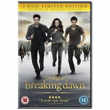 The Twilight Saga Breaking Dawn Part 2 (DVD 2013, 2-Disc Set) ** NEW & SEALED **