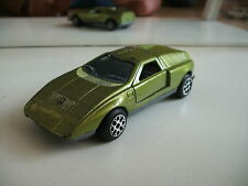 Politoys Mercedes C111 in Green on 1:43
