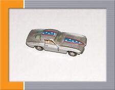 Yatming #1078 Corvette Stingrey Mini Grey Machine NM