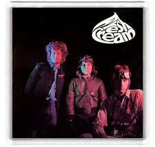 CREAM FRESH CREAM 1966 LP COVER FRIDGE MAGNET IMAN NEVERA