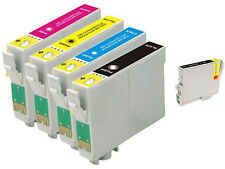 5 Ink Cartridges for Epson XP412 XP415 XP315 XP312 XP215 XP212 XP305 XP-202