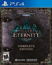 Piliers de Eternity: Complete Edition (Sony Playstation 4, 2017)