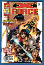 X-FORCE # 100  (White Border Variant Cover) Marvel Comics 2000 (vf)