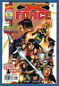 X-FORCE # 100  (White Border Variant Cover) Marvel Comics 2000 (vf)