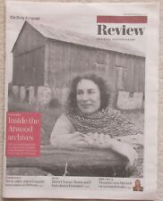 Margaret Atwood – Bjorn Ulvaeus - Daily Telegraph Review – 21 September 2019