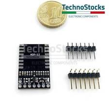 ADP-12 Adattatore per ESP-12 ESP-07 ESP8266 Breadboard Adapter Converter 3.3V-5V