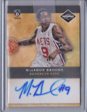 Autographed Original Basketball Trading Cards 2011-12 Season