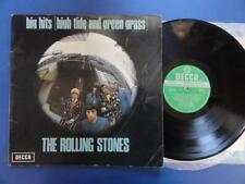 ROLLING STONES  BIG HITS High Tide & Green Grass Decca 66 1st pr Stereo LP VG