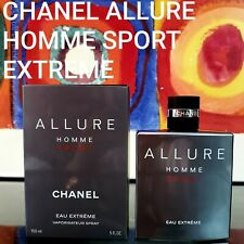 CHANEL ALLURE HOMME SPORT EAU EXTREME SPRAY 1, 2, 3, 5, 7 & 10ML AUTHENTIC