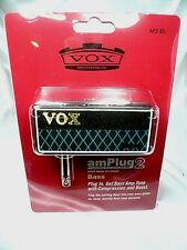 VOX AP2BS Headphone Bass Guitar Amp amPlug2 Japan F/S