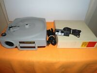 Kodak Ektagraphic B-2 Slide  Projector with Carousel and Remote,BUNDLE.