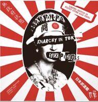The Sex Pistols 'Anarchy in Tokyo Live ltd Edt Gold vinyl New & sealed  vinyl lp