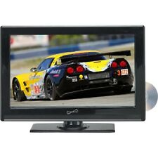 NEW Supersonic SC-2412 24in Widescreen LED HDTV with DVD Player 24-in TV/DVD