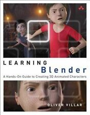 USED (VG) Learning Blender: A Hands-On Guide to Creating 3D Animated Characters