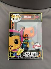 Funko Pop 651 Marvel Doctor Strange Special Edition