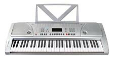 61 Clés Electronic Keyboard Learning Piano 100 Sons 100 Rhytms DEL Display SL