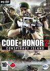 Code of Honor 2: Conspiracy Island (PC) PC 100% Brand New