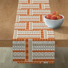 Table Runner African Art Memphis Brooks Museum Of Cotton Sateen
