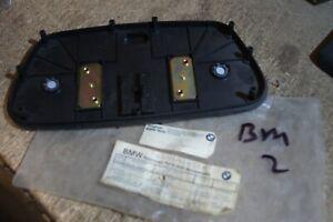 BMW K100 K100RS RT SPEEDO CLOCKS METERS BASE LOWER MOUNTING PLATE 62111459920