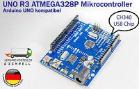 UNO R3 ATmega328P CH340 Mini USB Board Arduino kompatibler Mikrocontroller