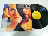 "Styx Pieces Of Eight - Indien Edition 1978 A&M - LP vinyl 12 "" VG/VG"