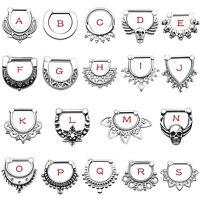 Septum Clicker 316L Surgical Steel Nose Ear Ring Body Piercing USA Seller