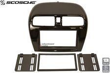 Mitsubishi Mirage Car Radio Stereo CD Player Dash Install Mounting Bezel