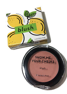 Elizabeth Mott Show Me Your Cheeks Soft Pink Blush 0.18oz