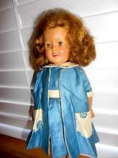 "Ideal ~ Rare Vintage 1957 Vinyl HP 12"" Shirley Temple ST-12 Doll"