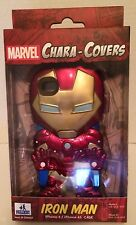 MARVEL Chara-Covers IRON MAN iPhone 4 / 4S Case NEW iN BOX
