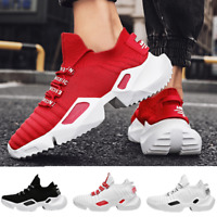 Fashion Men's Athletic Sneakers Fashion Sports Running Tennis Shoes Jogging Gym