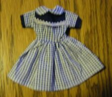 "Vintage 1950's Little Miss Teena 8"" Teen Doll Original Dress Elite Creations NM"