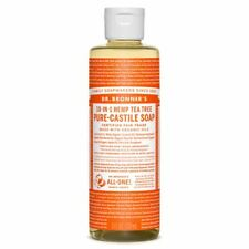 Dr Bronner Tea Tree Castile Liquid Soap - 237ml