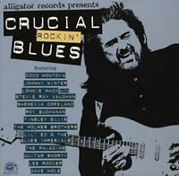 Crucial Rockin Blues [CD]