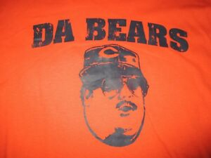 "SNL GEORGE WENDT ""DA BEARS"" (LG) T-Shirt CHICAGO BEARS MIKE DITKA"
