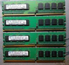 2GB Samsung [4 X 512MB] DDR2 Non ECC PC2-4200 533Mhz Memory M378T6553CZ3-CD5