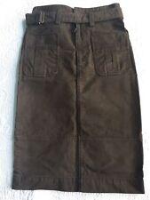 Dsquared2 Skirt Röcke Size 40 Italienische 36DE Große S Original New