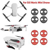 Para DJI Mavic Mini Drone Motor Protective Cover Cap CNC Aleación de Aluminio *4