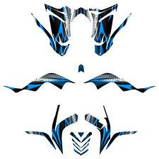 Raptor 700 R Graphics Yamaha Kit 2006 2007 2008 2009 2010 2011 2012 #1900-BLUE