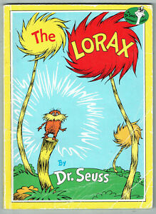 DR SEUSS, THE LORAX, 1971, GC.