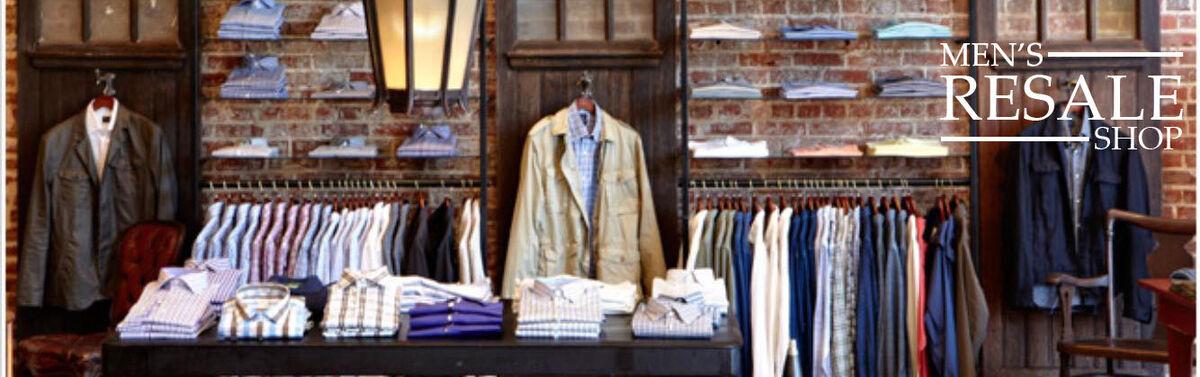 Men's Resale Shop