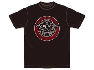 Official NJPW/ New Japan Por Wrestling  Lionmark JPN T-shirt