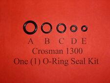 Crosman 1300 Air Pistol  One (1) O-Ring  Seal Reseal Kit