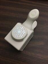 Martha Stewart SNOWFLAKE Craft Punch ~ Winter Snow Flake Rare