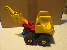 Lego Duplo Toolo LKW mit Kran Abschleppwagen (2)
