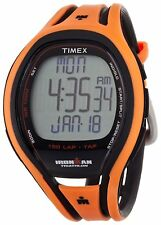 Timex Men's Ironman 150 Lap Tap Screen Sleek Running Training Watch - T5K254